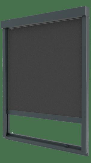 Turbo BLINOS – Das Außenrollo – Das einzige Außenrollo zum Klemmen VJ06