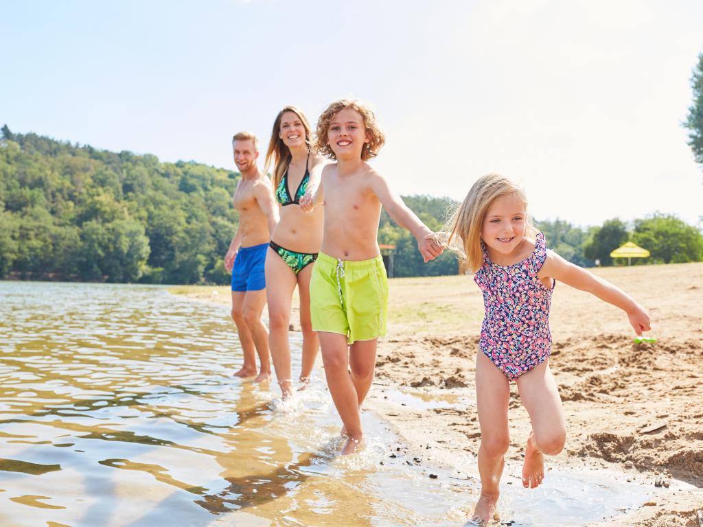 Nachhaltiges Badevergnügen am See